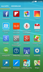 Alcatel One Touch POP S3 4G (OT-5050X) - Bluetooth - Aanzetten - Stap 2