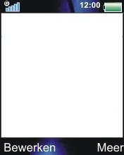 Sony Ericsson K550i - Internet - Hoe te internetten - Stap 21
