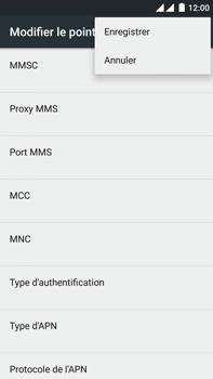 OnePlus 2 - Internet - Configuration manuelle - Étape 18