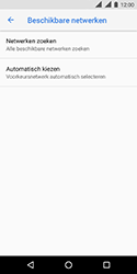 Nokia 3.1 Dual-SIM (TA-1063) - Netwerk selecteren - Handmatig een netwerk selecteren - Stap 9