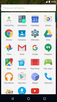 Huawei Google Nexus 6P - Email - Adicionar conta de email -  3