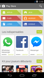 Acer Liquid Jade Z - Applications - MyProximus - Étape 4