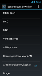 Acer Liquid Z5 - Internet - Handmatig instellen - Stap 18