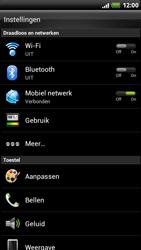 HTC Z715e Sensation XE met OS 4 ICS - WiFi - Handmatig instellen - Stap 5