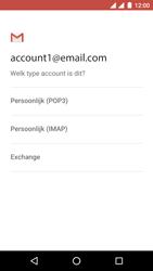 Android One GM5 - E-mail - handmatig instellen - Stap 10