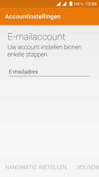 Crosscall Trekker M1 Core - E-mail - Handmatig instellen (outlook) - Stap 5