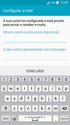 Samsung Galaxy A5 - Email - Configurar a conta de Email -  17