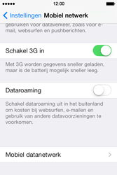 Apple iPhone 4S met iOS 7 (Model A1387) - Internet - Handmatig instellen - Stap 5