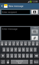 Samsung I8200 Galaxy SIII Mini Lite - Mms - Sending a picture message - Step 4