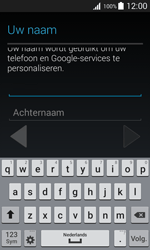 Samsung Galaxy Trend 2 Lite (SM-G318H) - Applicaties - Account aanmaken - Stap 6