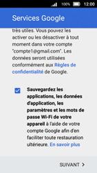 Doro 8031 - E-mails - Ajouter ou modifier votre compte Gmail - Étape 14