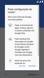 Motorola Moto G (3ª Geração) - Primeiros passos - Como ativar seu aparelho - Etapa 12