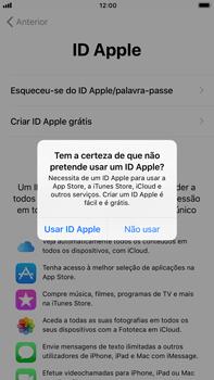 Apple iPhone 7 Plus iOS 11 - Primeiros passos - Como ligar o telemóvel pela primeira vez -  18