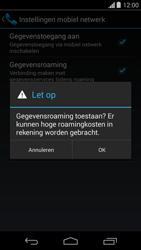 Motorola Moto G - Internet - Internet gebruiken in het buitenland - Stap 9