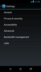HTC Desire 310 - Internet - Manual configuration - Step 23