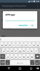 Sony Xperia X Performance (F8131) - MMS - Handmatig instellen - Stap 13