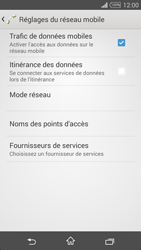 Sony Xperia T3 - Mms - Configuration manuelle - Étape 6