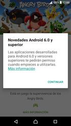 Sony Xperia E5 (F3313) - Aplicaciones - Descargar aplicaciones - Paso 19