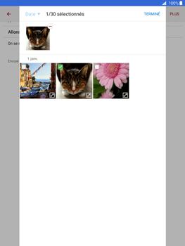 Samsung Galaxy Tab A 9.7 - E-mail - Envoi d