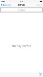 Apple iPhone 6s iOS 9 - E-mail - Escribir y enviar un correo electrónico - Paso 3