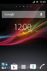 Sony C1505 Xperia E - Applicaties - Applicaties downloaden - Stap 1