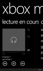 Nokia Lumia 530 - Photos, vidéos, musique - Ecouter de la musique - Étape 7