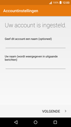 Acer Liquid Z530 - E-mail - Account instellen (POP3 zonder SMTP-verificatie) - Stap 19