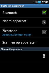 Samsung S5830 Galaxy Ace - Bluetooth - koppelen met ander apparaat - Stap 10
