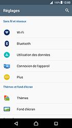 Sony Xperia X - Android Nougat - Internet - Activer ou désactiver - Étape 4