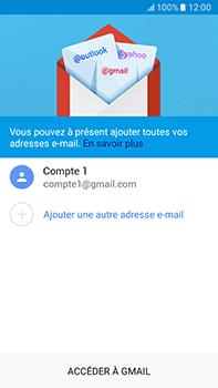 Samsung Samsung Galaxy J7 (2016) - E-mails - Ajouter ou modifier votre compte Gmail - Étape 16