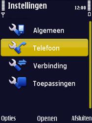 Nokia N86 - Buitenland - Bellen, sms en internet - Stap 5