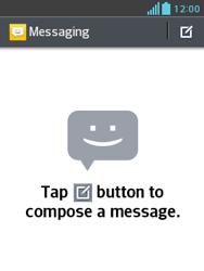LG E430 Optimus L3 II - SMS - Manual configuration - Step 4