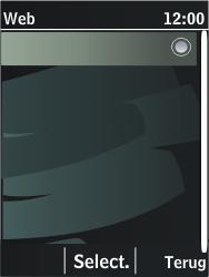 Nokia 206 Dual Sim - Automatisch instellen - Automatisch Internet instellen - Stap 11