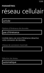 Nokia Lumia 1020 - Réseau - utilisation à l'étranger - Étape 8