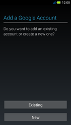 Acer Liquid E3 - Applications - Downloading applications - Step 4
