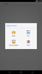 Sony C6833 Xperia Z Ultra LTE - E-mail - hoe te versturen - Stap 12