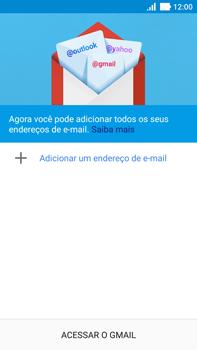 Asus Zenfone 3 - Email - Como configurar seu celular para receber e enviar e-mails - Etapa 6