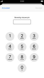 Apple iphone-6s-met-ios-13-model-a1688 - Beveiliging en ouderlijk toezicht - Hoe wijzig ik mijn SIM PIN-code - Stap 10