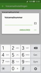 Samsung Galaxy S5 Neo (SM-G903F) - Voicemail - Handmatig instellen - Stap 8