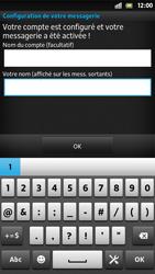 Sony LT26i Xperia S - E-mail - Configuration manuelle - Étape 16