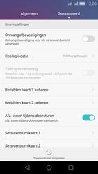 Huawei Honor 5X - SMS - Handmatig instellen - Stap 6