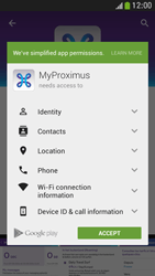 Samsung I9195 Galaxy S IV Mini LTE - Applications - MyProximus - Step 9