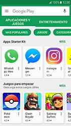 Samsung Galaxy A3 (2017) (A320) - Aplicaciones - Descargar aplicaciones - Paso 7
