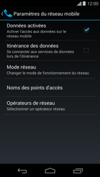 Motorola Moto G - Internet - activer ou désactiver - Étape 6
