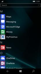 Microsoft Lumia 950 - Applications - MyProximus - Step 11