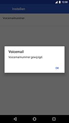 LG Nexus 5X - Android Oreo - Voicemail - Handmatig instellen - Stap 11