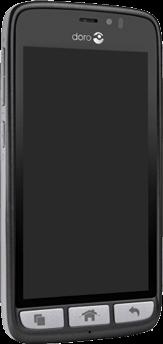 Doro 8031 - Premiers pas - Découvrir les touches principales - Étape 5