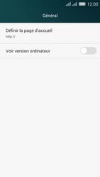 Huawei Y635 Dual SIM - Internet - Configuration manuelle - Étape 21