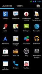 BQ Aquaris 5 HD - Mensajería - Configurar el equipo para mensajes de texto - Paso 3