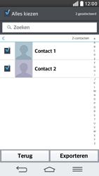 LG D620 G2 mini - Contacten en data - Contacten kopiëren van toestel naar SIM - Stap 8